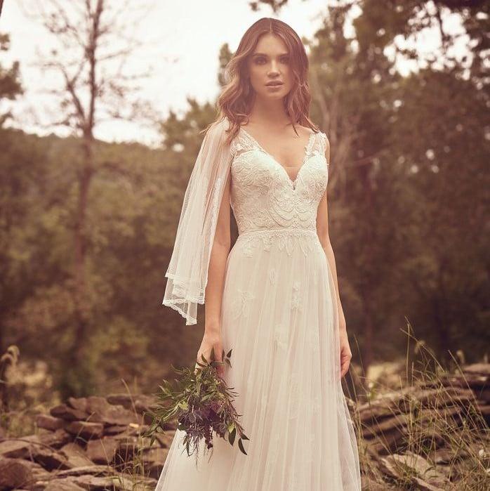 Lillian West - 66065 Brautkleid Vorderansicht 3