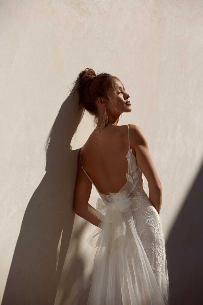 Madi Lane - Anya Brautkleid Rückansicht 2