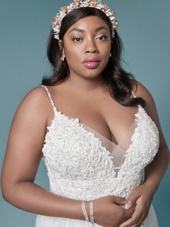 Maggie Sottero - Roanne Brautkleid Vorderansicht 1