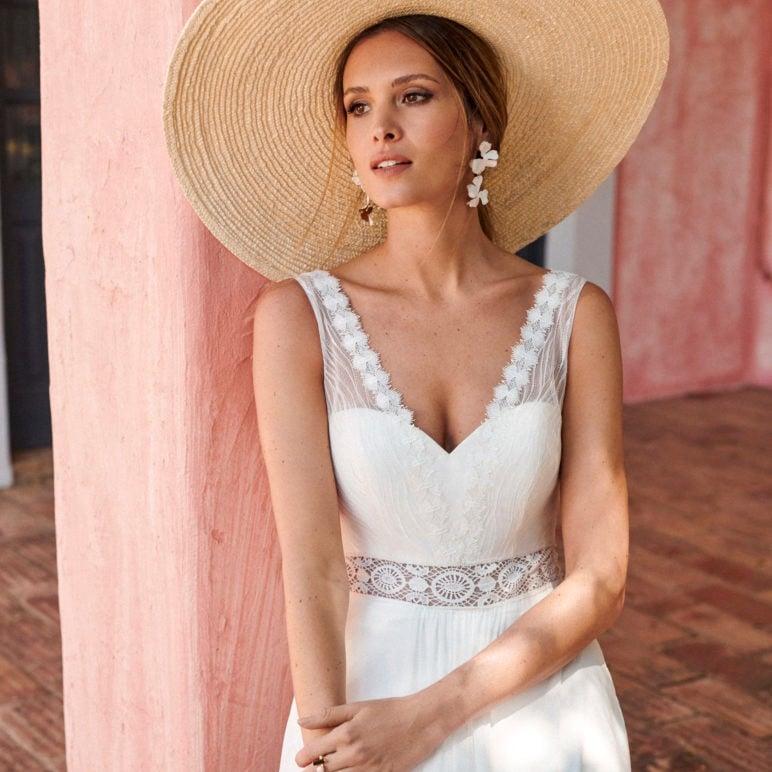 Marylise - One Fine Day Brautkleid Vorderansicht 2