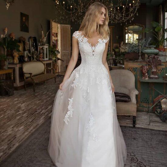 Modeca - Detroit Brautkleid Vorderseite 2