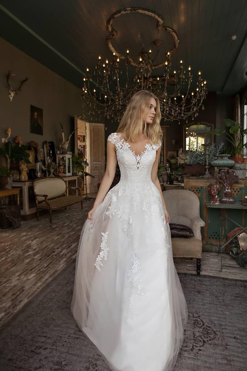 Modeca - Detroit Brautkleid Vorderseite 1