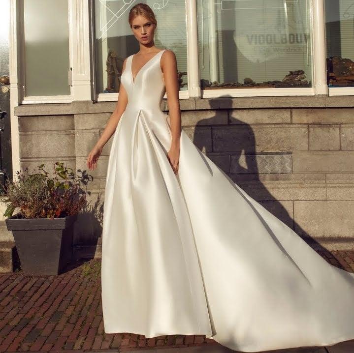 Modeca - Kaya Brautkleid Vorderansicht 2