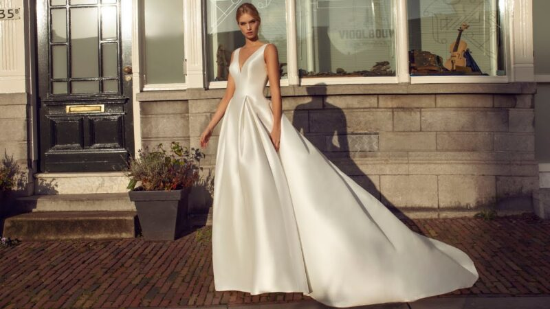 Modeca - Kaya Brautkleid Vorderansicht 1