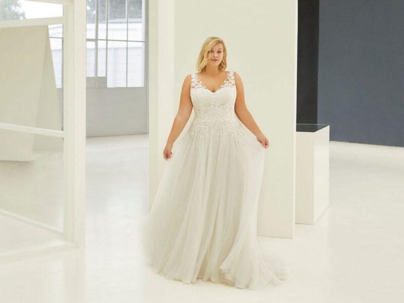 Modeca - Monica Brautkleid Vorderansicht 1