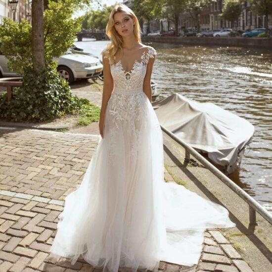 Modeca - Forest Brautkleid Vorderansicht 2