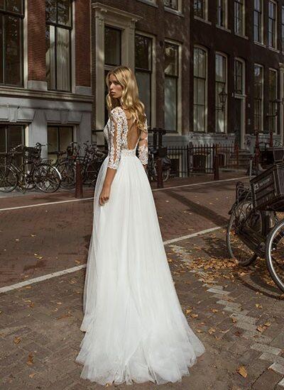 Modeca - Forza Brautkleid Rückansicht 1