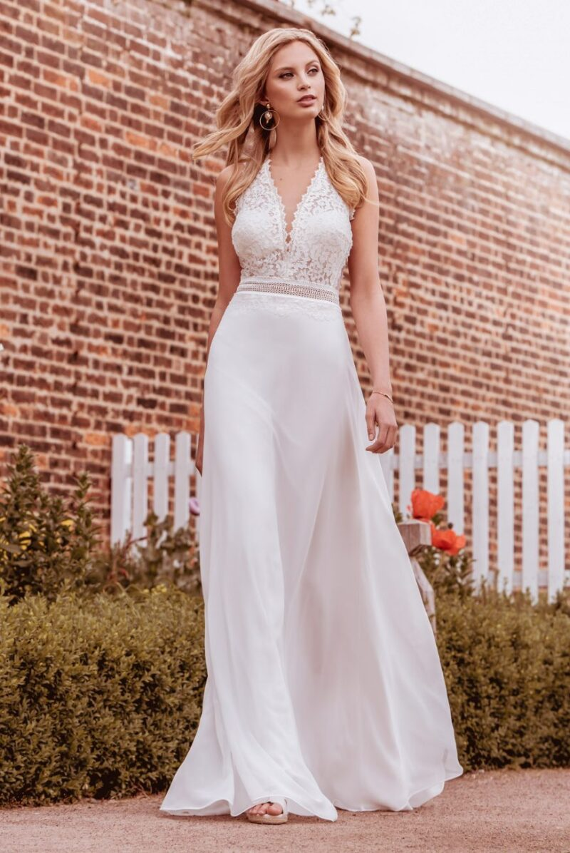Kelsey Rose - Senna Brautkleid Vorderansicht 2