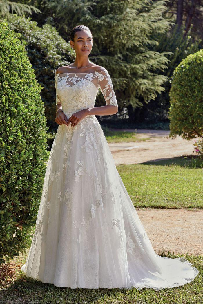 Sincerity - 44135 Brautkleid Vorderansicht 1