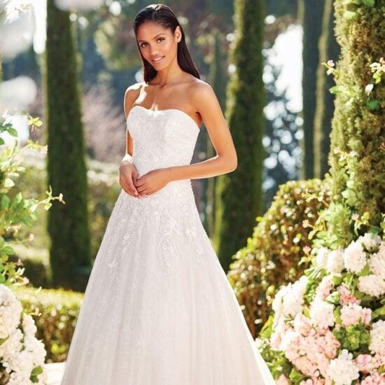 Sincerity - 44164 Brautkleid Vorderansicht 3