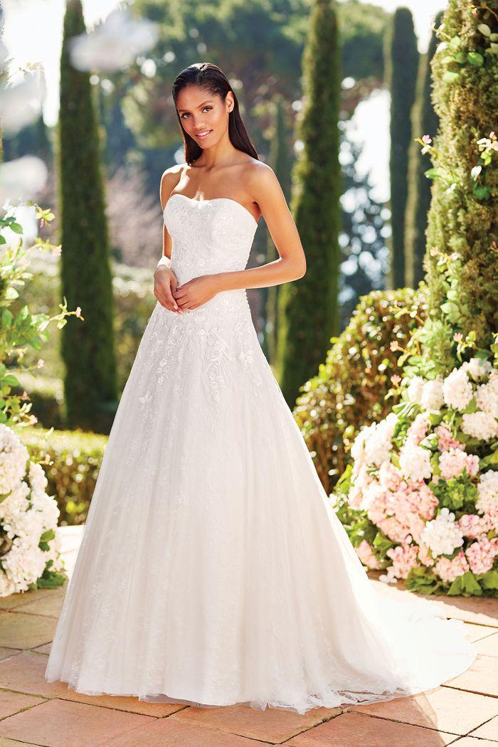 Sincerity - 44164 Brautkleid Vorderansicht 2
