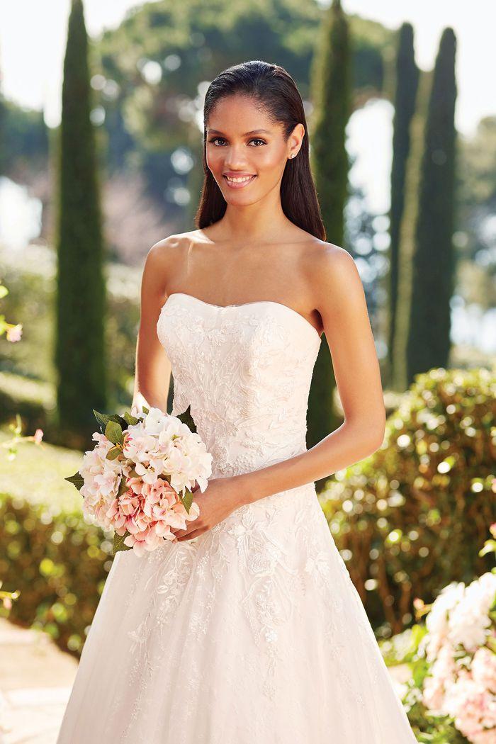 Sincerity - 44164 Brautkleid Vorderansicht 1