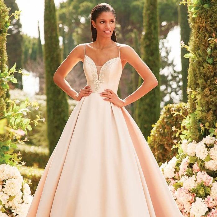 Sincerity - 44186 Brautkleid Vorderansicht 2