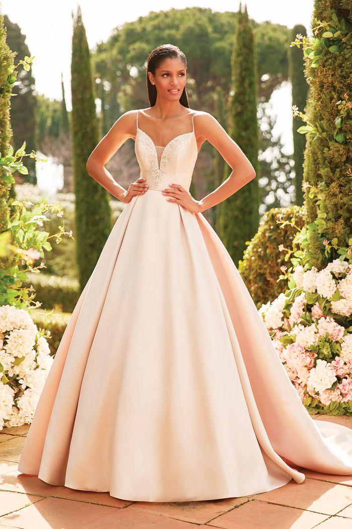 Sincerity - 44186 Brautkleid Vorderansicht 1