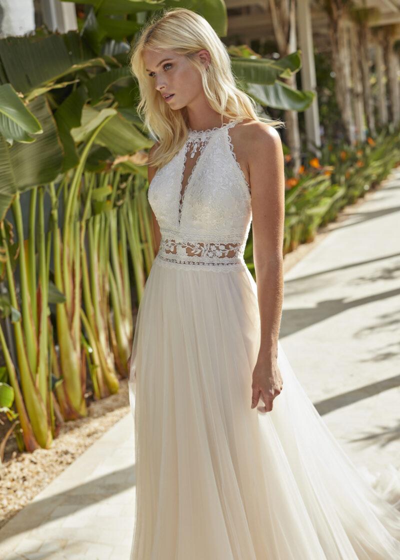 Modeca - Nouri Brautkleid Vorderansicht 3