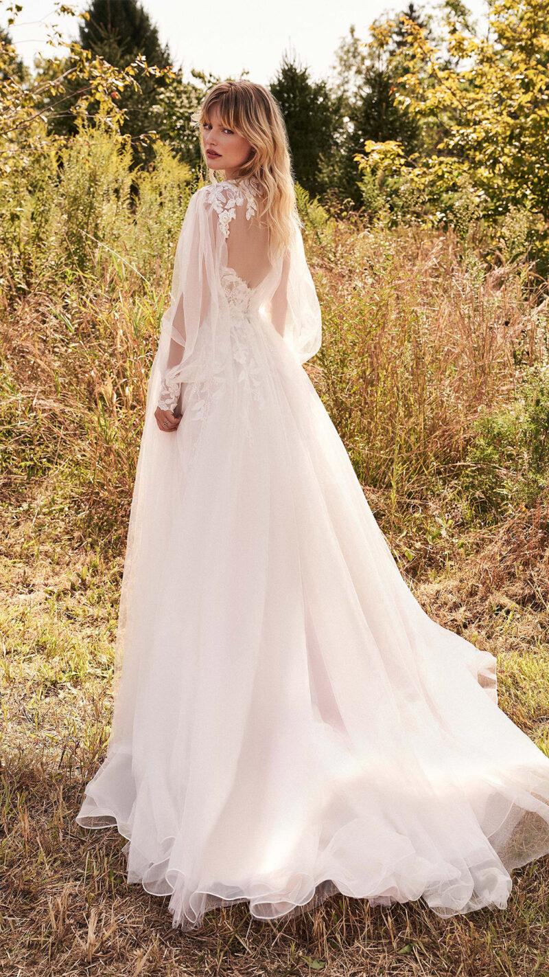 Lillian West - 66182 Brautkleid Rückansicht 2