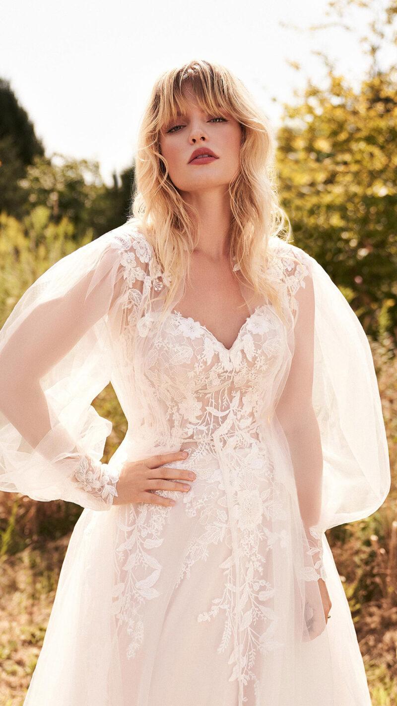 Lillian West - 66182 Brautkleid Vorderansicht 2