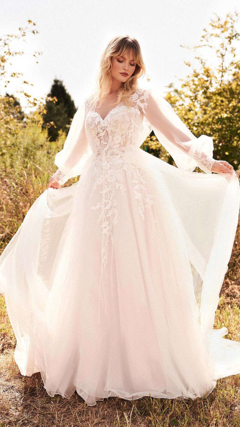 Lillian West - 66182 Brautkleid Vorderansicht 3
