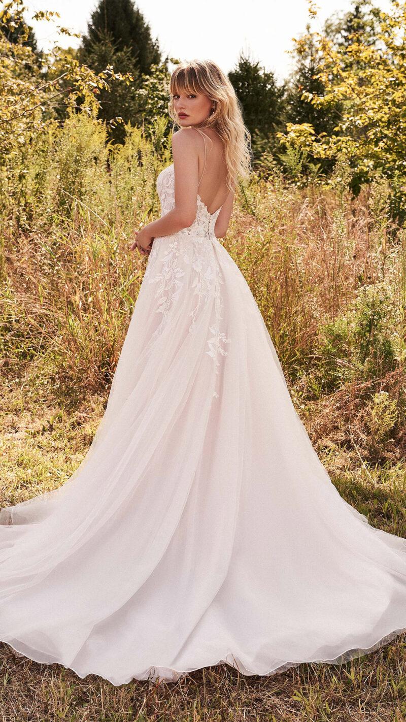 Lillian West - 66182 Brautkleid Rückansicht 3